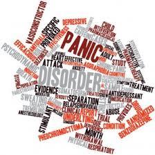 panic disorder words