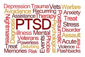 post-traumatic stress disorder PTSD