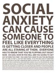 social anxiety disorder SAD