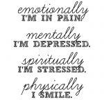 Depression explained in four sentences