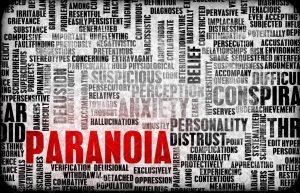 paranoia words