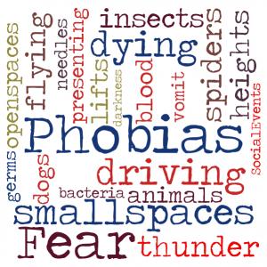 phobias words